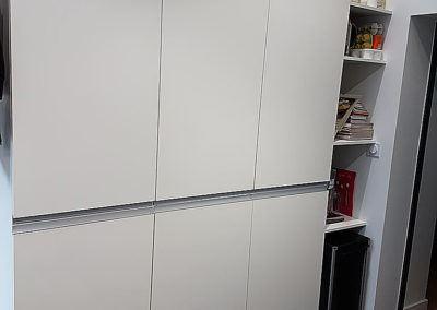 Placard rangement cellier